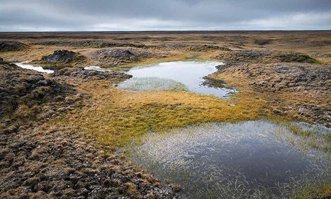 Russian Geographical Society expedition to study New Siberian Islands