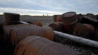Экологический десант проведёт очистку острова Вилькицкого