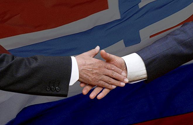 РФ и Норвегия подписали соглашение о геологоразведке в бывшей спорной зоне шельфа Арктики