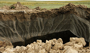 Scientists on their way toward unraveling the mystery of the Yamal crater
