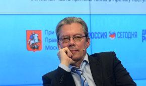 Vladimir Katsov: Arctic warms in October-December