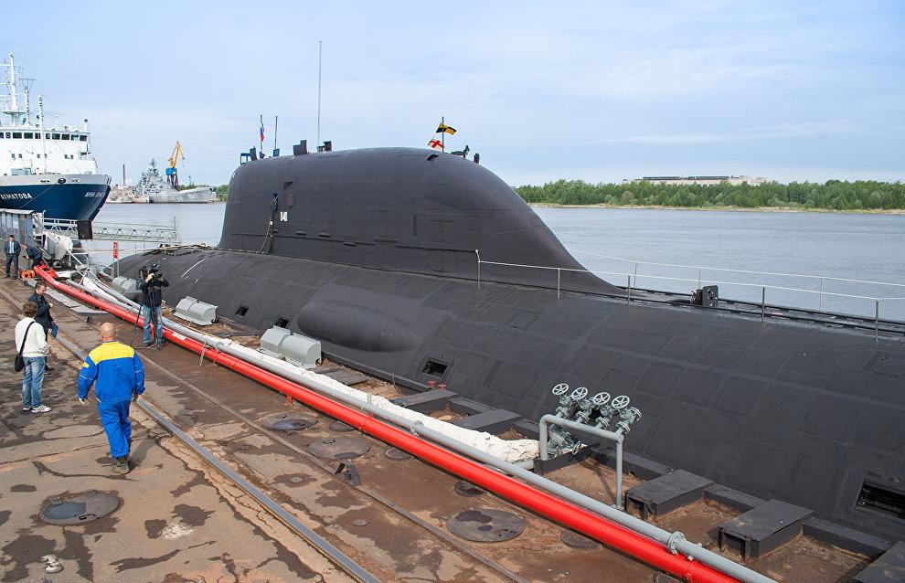 Nuclear submarine museum opens in Murmansk Region