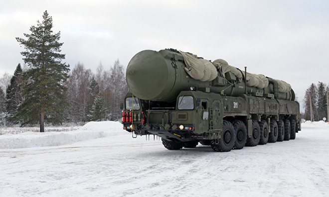 Shoigu: Federal targeted programs for infrastructure development in the Arctic, nuclear weapons to increase Russia's defense potential
