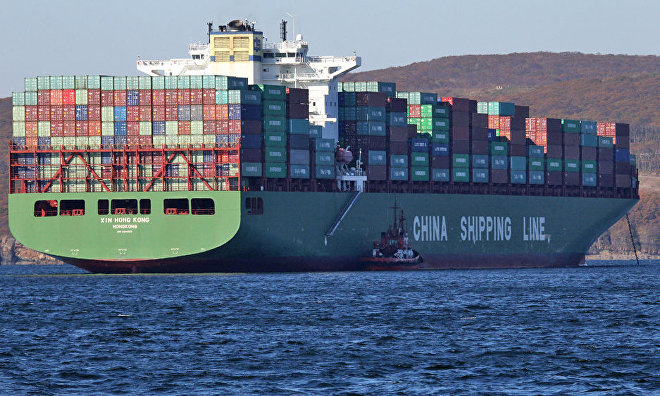 Cargo traffic on Northern Sea Route goes up by 1.2 million tons in 2015