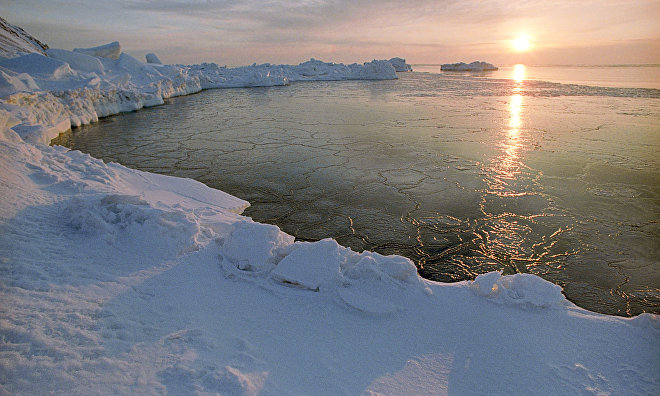 Arctic temperature beats all records since 1900