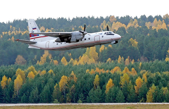 Arkhangelsk-Novaya Zemlya flights resume after three-year break
