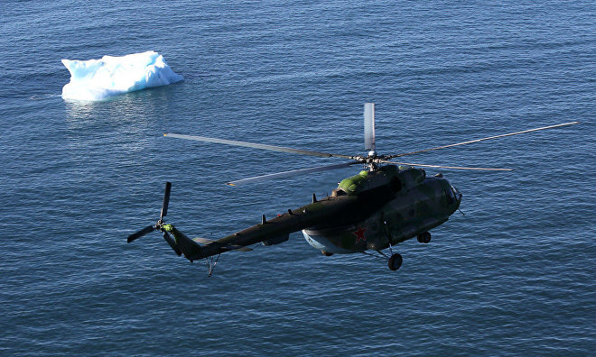 Defense Ministry to get first Arctic helicopter