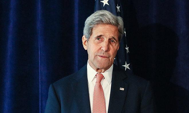 John Kerry: Race for Arctic resources has begun