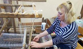 Onezhskoye Pomorye to restore Pomor weaving traditions