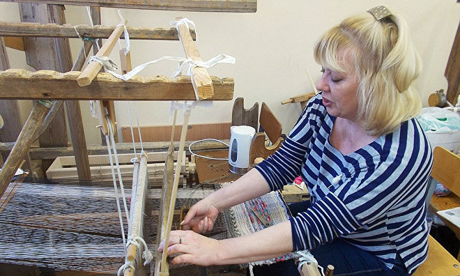 Onezhskoye Pomorye to restore Pomor weaving traditions