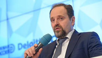 Minister of Natural Resources and Environment Sergei Donskoi