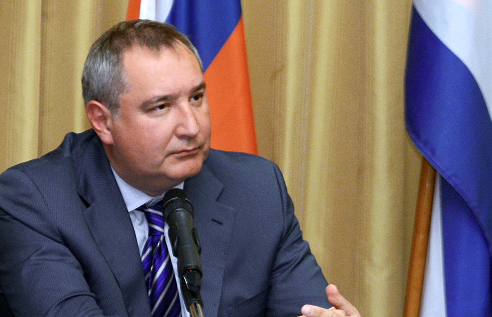 Rogozin: Pilot projects on new government regulation instruments can be implemented in Arctic
