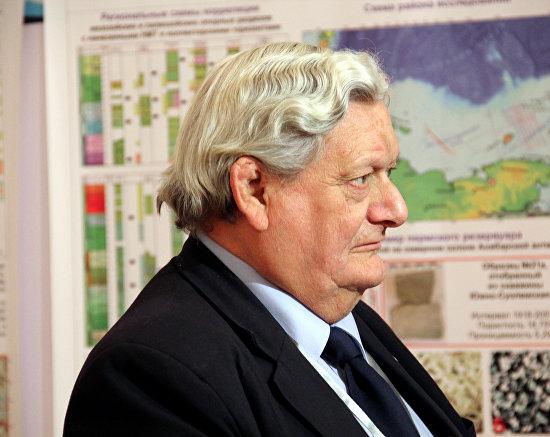 Nobel Peace Prize winner Professor Terry V. Callaghan