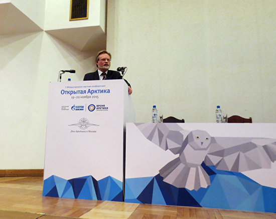 Vasily Bogoyavlensky, Associate Member of the Russian Academy of Sciences and Director of the Academy's Oil and Gas Research Institute