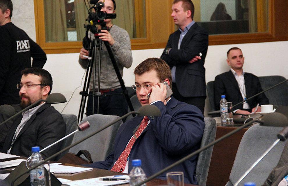 Nikita Kuprikov, Polar Initiative Director