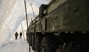 Rogozin: Russian military bases in the Arctic are needed to protect economic projects