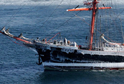 Tall ship Sedov to navigate Northern Sea Route during single season