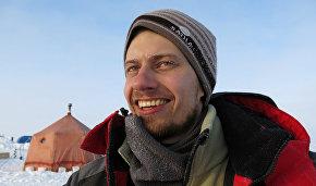 Научный сотрудник ВНИРО Кирилл Кивва