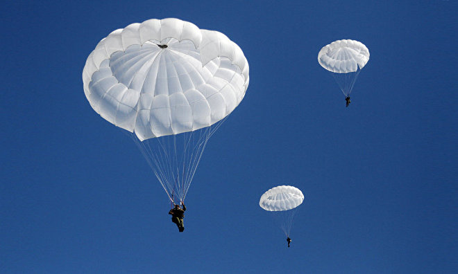 Russian Airborne Forces to hold Arctic exercises