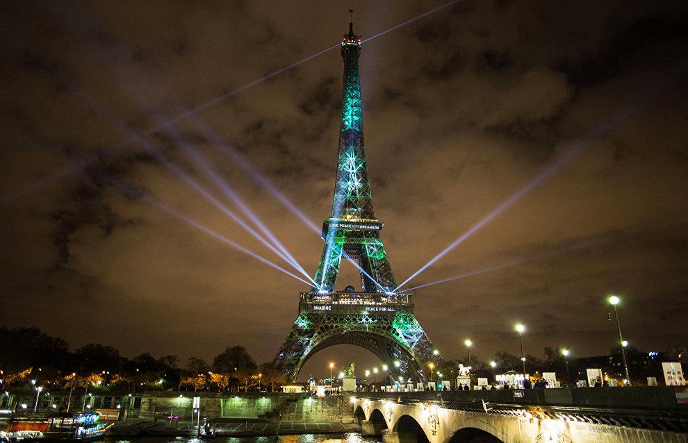 UN Climate Change Conference kicks off in Paris