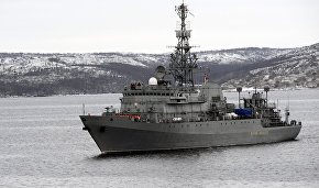 Arctic development is among the Russian Northern Fleet's priorities for 2016