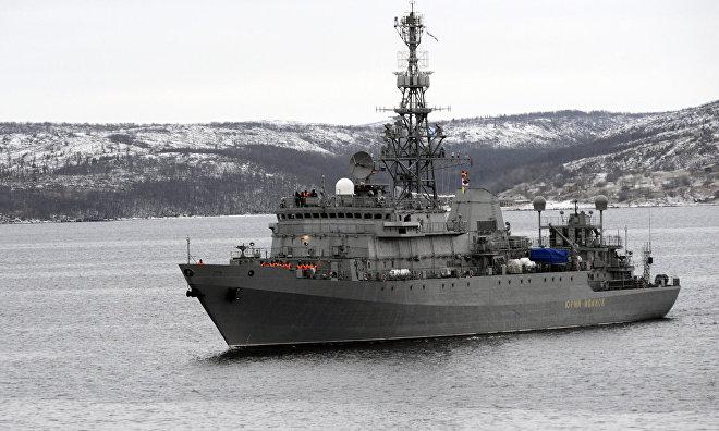 Arctic development is among the Russian Northern Fleet's priorities for 2016