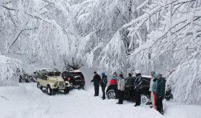 Severnaya Derevyan January holiday tour of Arkhangelsk Region