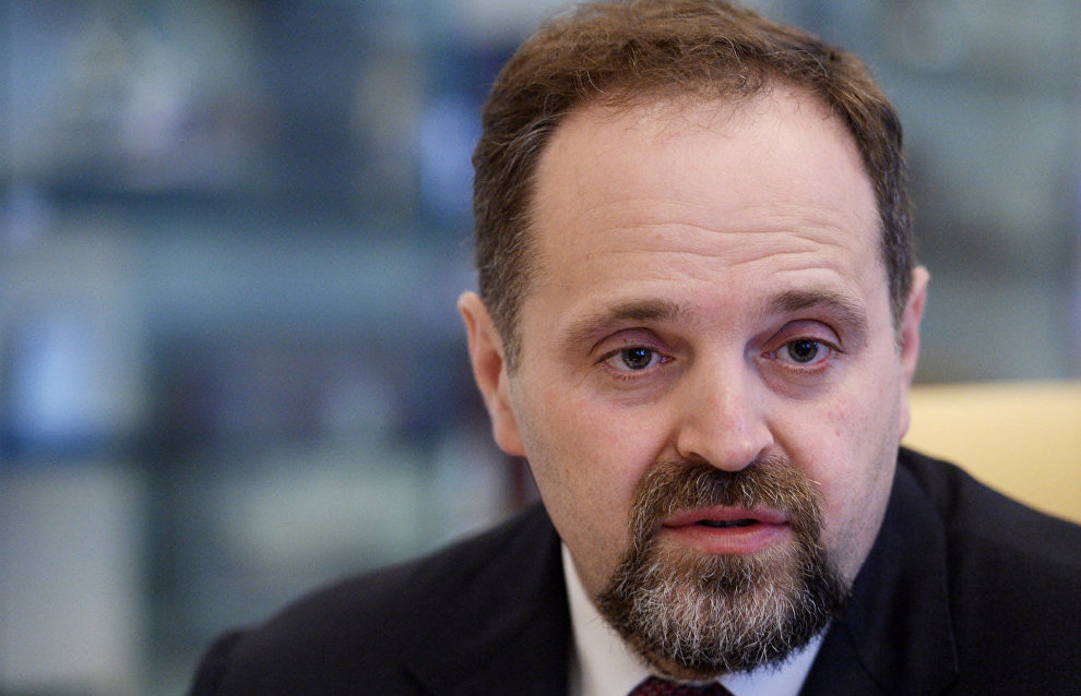 Sergei Donskoi: Denmark uses Russia's data in its Arctic shelf expansion claim