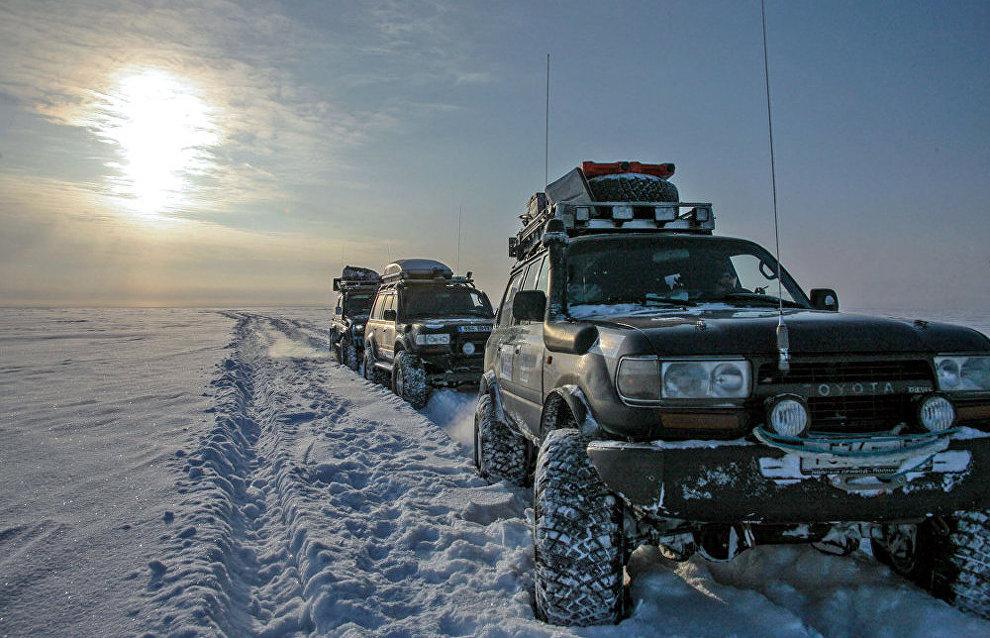 Курс на Арктику
