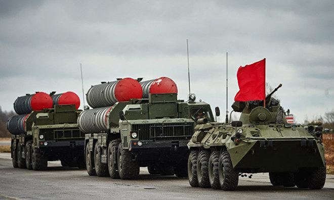 Russia deploys new Arctic air-defense regiment
