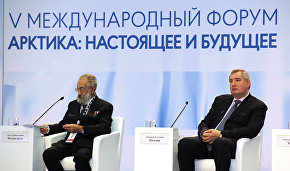 The fifth international forum, The Arctic: Present and Future, took place on December 7-9 in St. Petersburg. The opening ceremony was attended by Artur Chilingarov, the president's special representative for international cooperation in the Arctic and the Antarctic, and Deputy Prime Minister Dmitry Rogozin, among others