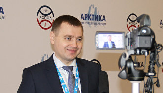 Russian Arctic National Park Director Roman Yershov