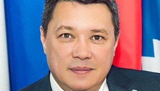 Chairman of the YaNAO Legislative Assembly Sergey Yamkin