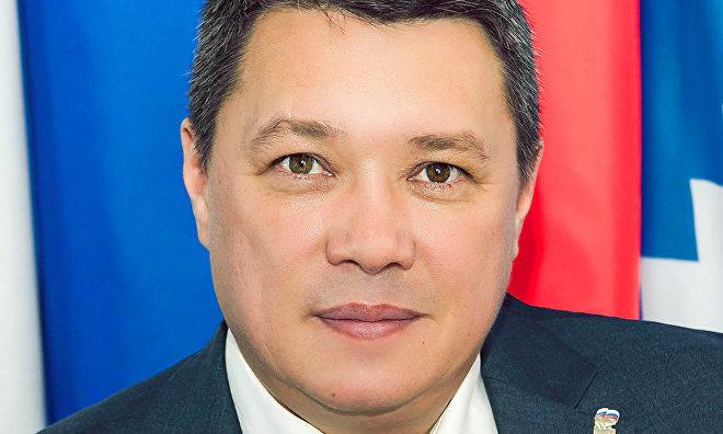 Ямкин Сергей Миронович, председатель Законодательного Собрания Ямало-Ненецкого автономного округа