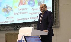 Орлов на форуме «Арктика: настоящее и будущее»