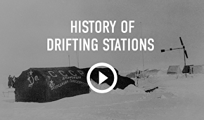 History of Drifting Stations
