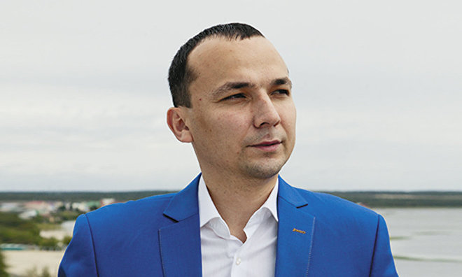 Тимур Акчурин, исполнительный директор Союза оленеводов Ямало-Ненецкого автономного округа