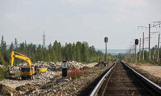 Yamal-Nenets Autonomous Area chooses contractor for railway to Sabetta port