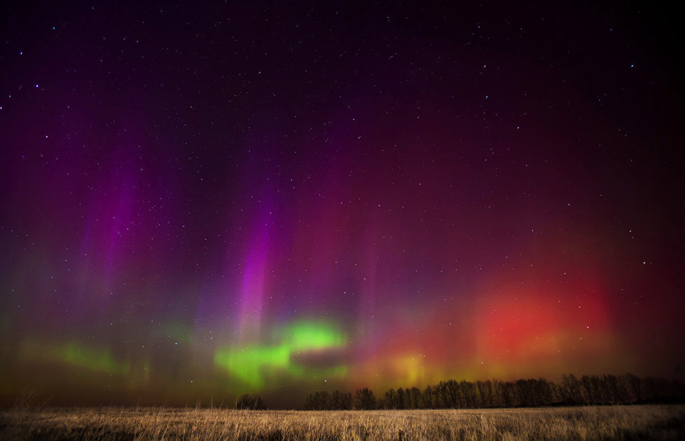 Northern Lights to be seen at World Ocean Museum