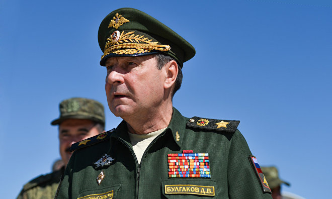 Russian Deputy Defense Minister: Over 4,000 metric tons of scrap metal to be removed from the Arctic
