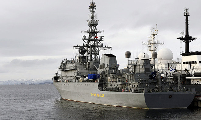 Russian Navy to conduct tactical exercises in the Arctic