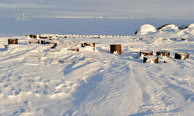 Natural Resources Ministry: Russia plans to remove litter from Arctic by 2025