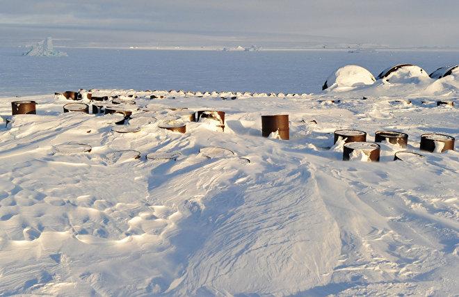 Арсений Митько: По данным международных организаций, экологическая обстановка в Арктике напряженная