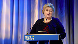 Erna Solberg: Russia, Norway cooperate successfully in Arctic