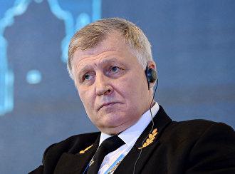 Александр Ольшевский руководитель ФГКУ «Администрация Севморпути»