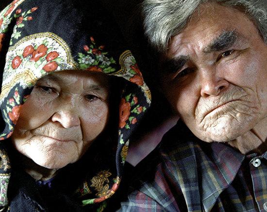 The Khanty, natives of Yamal