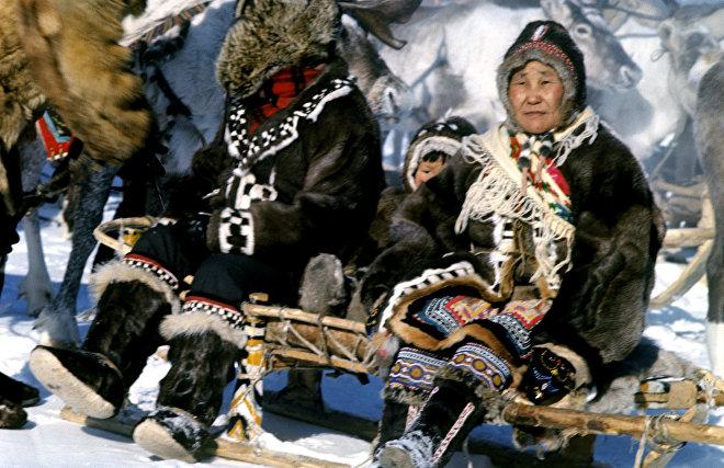 Indigenous Arctic ethnic groups