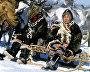 Reindeer breeders from the community of Mom in Yakutia
