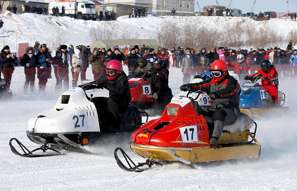 Naryan-Mar to host snowmobile race