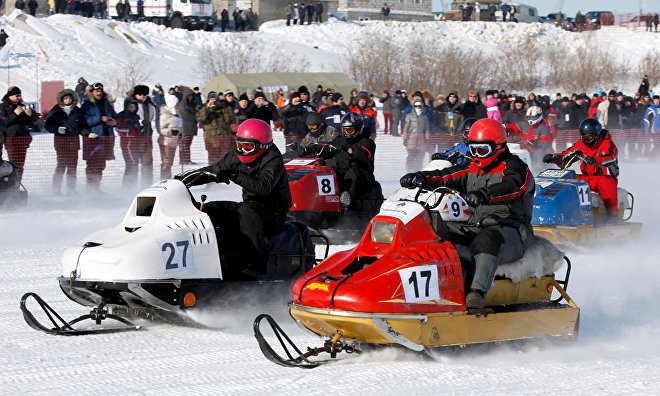 Naryan-Mar to host snowmobile race